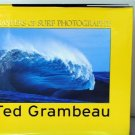 Masters of Surf Photography Book by Ted Grambeau 2003 Hard Cover with Dust Jacket