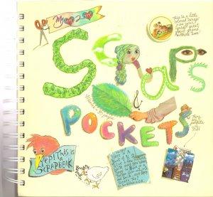 Heart 2 Heart Scraps and Pockets Journal Scrapbook Diary