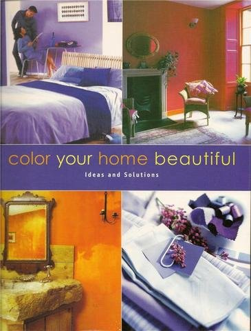 Color Your Home Beautiful Book by Anna Kasabian - Color Theory