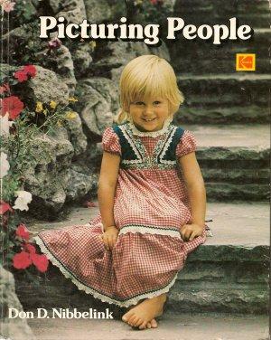 Picturing People book by Don D. Nibblink - Eastman Kodak
