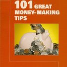 101 Great MONEY-MAKING TIPS book - Personal Finance - Money