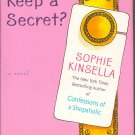 Can you keep a Secret? book by Sophie Kinsella