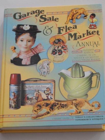 Garage Sale Flea Market Annual Values Guide book Eleventh Edition 2003 by Sharon Huxford
