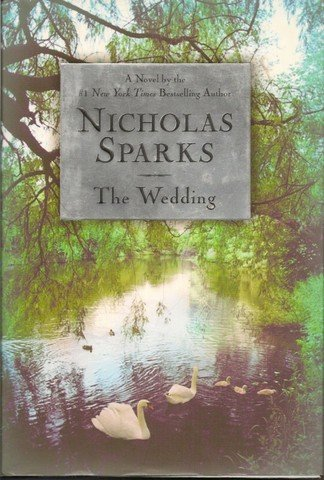 The Wedding book by Nicholas Sparks