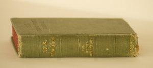 Vintage ICS Radio Operator`s Handbook 1923 Reference Book