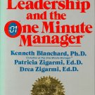 Leadership and The One Minute Manager  Book - Kenneth Blanchard