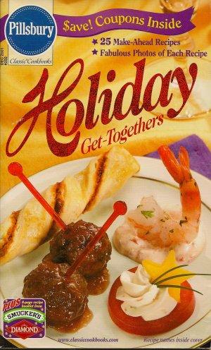 Pillsbury Holiday Get-Togethers Cook Booklet December 2001