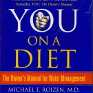 You on a Diet Book by Michael F Roizen Mehmet C Oz Hardcover