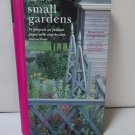 Projects for Small Gardens Book