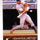 1990 Pacific Home Run History #57 Mark McGwire