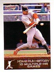 1990 Pacific Home Run History #57 Mark McGwire