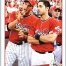 2009 Topps Update #UH316 Hunter Pence/Ryan Braun