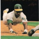 1991 Leaf Gold Rookies #BC26 Rickey Henderson