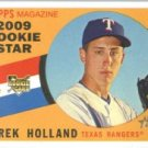 2009 Topps Heritage #560 Derek Holland
