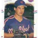 1988 Fleer #137 Gregg Jefferies