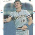 1988 Fleer #178 Robin Yount