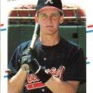 1988 Fleer #533 Jeff Blauser