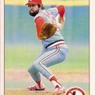 1984 Fleer #338 Bruce Sutter