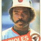 1985 Topps #700 Eddie Murray