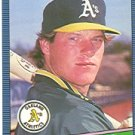 1986 Donruss #345 Mickey Tettleton