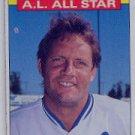 1986 Topps #714 George Brett AS