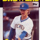 1986 Topps #780 Robin Yount