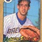 1987 Topps #216 B.J. Surhoff