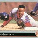 1992 Leaf #337 Brian Jordan