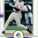 2000 SP Authentic #88 Larry Walker