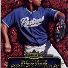 2007 Fleer Rookie Sensations #JB Josh Barfield
