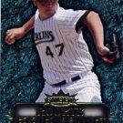 2007 Fleer Rookie Sensations #RN Ricky Nolasco