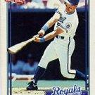 1991 Topps #540 George Brett