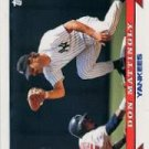 1993 Topps #32 Don Mattingly