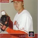 2003 Upper Deck First Pitch #1 John Lackey