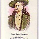 2008 Topps Allen and Ginter #133 Wild Bill Hickok