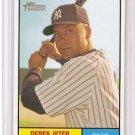 2010 Topps Heritage #215a Derek Jeter