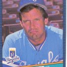 1986 Donruss #53 George Brett