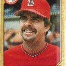 1987 Topps #84 Steve Lake