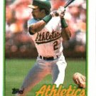 1989 Topps #248 Tony Phillips