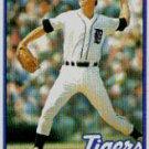 1989 Topps #603 Frank Tanana
