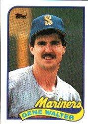 1989 Topps #758 Gene Walter