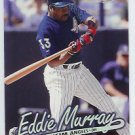 1997 Ultra #398 Eddie Murray