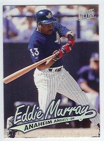 1997 Ultra #398 Eddie Murray