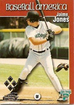 1999 Baseball America Gold #56 Jamie Jones