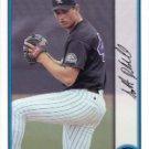 1999 Bowman #90 Chris Haas