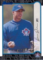 1999 Bowman #94 Vernon Wells