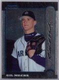 1999 Bowman Chrome #193 Gil Meche