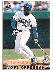 1999 Pacific Crown Collection #135 Jose Offerman