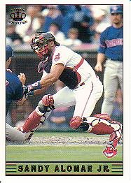 1999 Pacific Crown Collection #82 Sandy Alomar Jr.