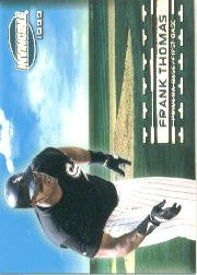 1999 Pacific Invincible Sandlot Heroes #7 Frank Thomas Standing